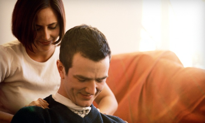rub*ology 101 - Hoboken: One, Two, or Three Couples-Massage Workshops from rub*ology 101 in Hoboken
