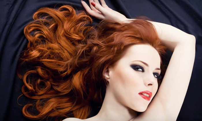 Beauty Room Salon & Spa - Big Beaver: $49 for Haircut Package with Color and Deep-Conditioning Treatment at Beauty Room Salon & Spa in Troy ($125 Value)