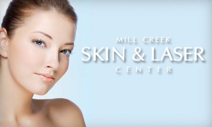 Mill Creek Skin & Laser Center - Seattle: $69 for 10 Units of Botox at Mill Creek Skin & Laser Center in Mill Creek