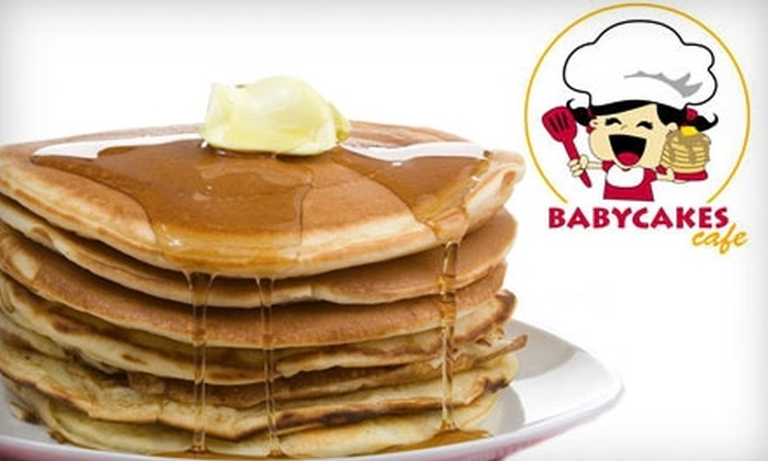 Babycakes Cafe - Summerlin: $7 for $15 of Breakfast and Lunch Fare at Babycakes Cafe