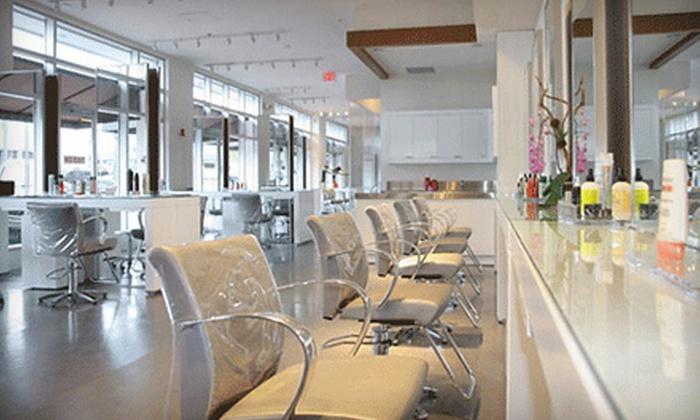 Sean Donaldson Hair - City Center: Salon Services at Sean Donaldson Hair in Miami Beach. Three Options Available.