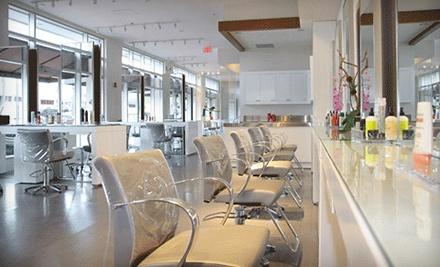 Sean Donaldson Hair: Haircut and Gloss Treatment - Sean Donaldson Hair in Miami Beach