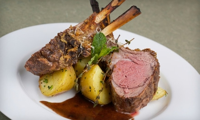 Bistro 829 - Cinco Ranch: $25 for $50 Worth of New-American Cuisine at Bistro 829 in Katy