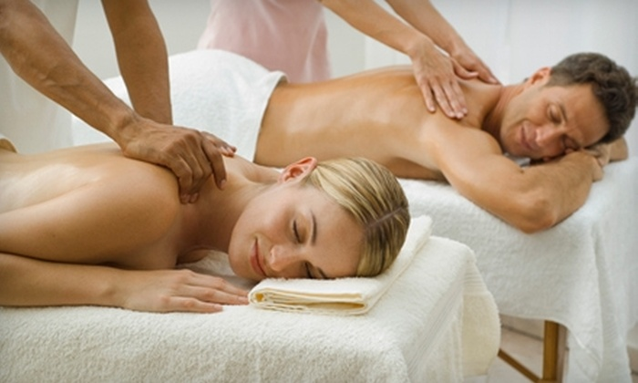 Serenity Therapeutic Day Spa - Caprock: $65 for Couple's Serenity Romance Package at Serenity Therapeutic Day Spa ($170 Value)
