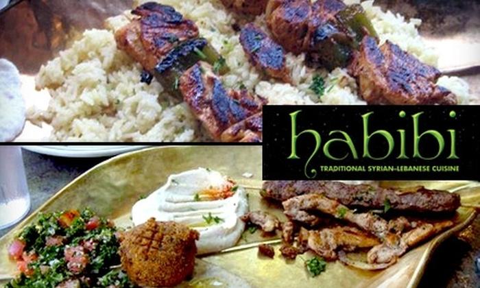 Habibi Lebanese Cuisine - Old Town - Chinatown: $15 Worth of Lebanese Fare at Habibi Lebanese Cuisine