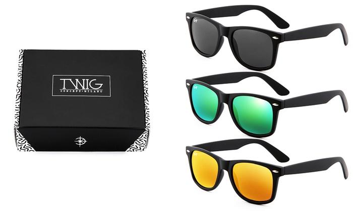 fa3eaf16a4033d Lot de 3 paires de lunettes Twig   Groupon Shopping