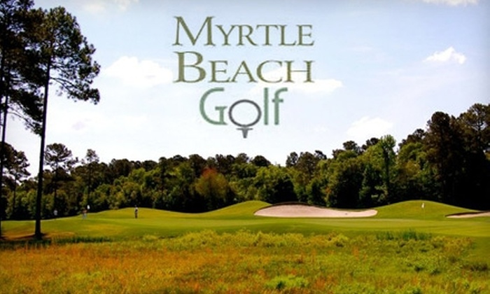 Myrtle Beach National Courses - Multiple Locations: $100 for a Prime Time Signature Card for Myrtle Beach National Courses