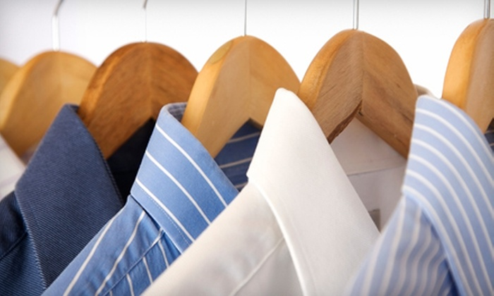 Lapels Dry Cleaning - Multiple Locations: $45 for $90 Worth of Dry Cleaning at Lapels Dry Cleaning. Nine Locations Available.