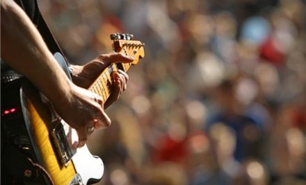 2 Adult Admissions and Drink Tickets (a $40 value) - Valley Blues Festival in Castro Valley