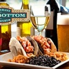 Half Off Beers and More at Rock Bottom Brewery