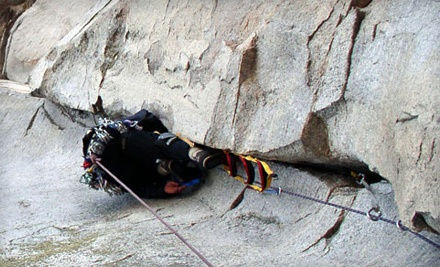 Half-Day Outdoor Rock Climbing Class for One Person (a $90 value) - Appalachian Mountain Institute in
