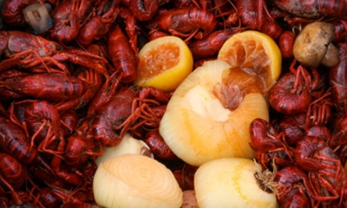 The Old Bay Restaurant - New Brunswick: $25 for $50 Worth of French-Creole and Cajun Cuisine at The Old Bay Restaurant