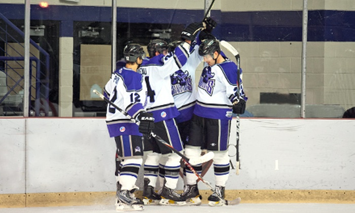 Texas Brahmas - North Richland Hills: Tickets to Texas Brahmas Hockey Game at Nytex Sports Centre in North Richland Hills. Two Options Available.