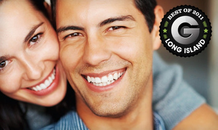 ModernSmile - Multiple Locations: $125 for a 60-Minute In-Office Teeth-Whitening Treatment at ModernSmile ($399 Value)