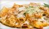 La Nostra Pasta - Sarasota: Italian Cuisine and Drinks at La Nostra Pasta in Sarasota (Up to 53% Off). Two Options Available.