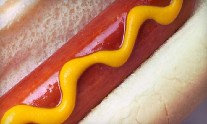 Cook's Place - Multiple Locations: $5 for $10 Worth of Hot Dogs and More at Cook's Place