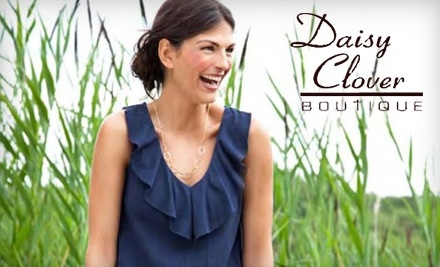 $50 Groupon to Daisy Clover Boutique - Daisy Clover Boutique in Webster Groves