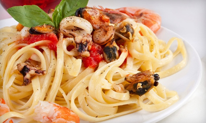 Ecco Domani Italian Restaurant - Coopersburg: $20 for $40 Worth of Italian Fare for Dinner at Ecco Domani Italian Restaurant in Coopersburg