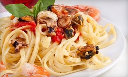 $40 Groupon to Ecco Domani Italian Restaurant - Ecco Domani Italian Restaurant in Coopersburg