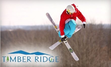 Timber Ridge: 2 Adult Lift Tickets - Timber Ridge in Gobles