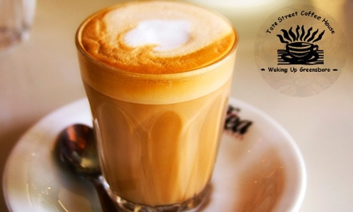 Tate Street Coffee House - College Hill: $7 for Brunch ($14.50 Value) or $5 for $10 Worth of Lunch, Coffee, and Dessert at Tate Street Coffee House