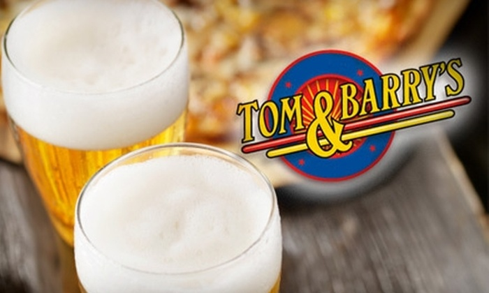 Tom and Barry's - Knoxville: $17 for $35 Worth of Burgers, Sandwiches, Drinks, and More at Tom and Barry's in Rocky Hill
