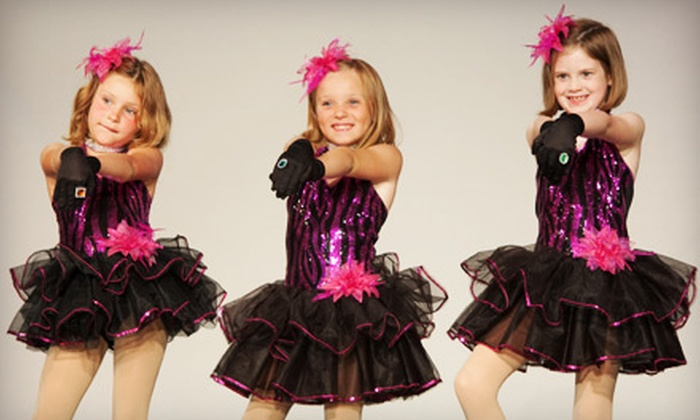 Academy of the Arts - Multiple Locations: Four Group Dance Classes at Academy of the Arts. Three Locations Available.