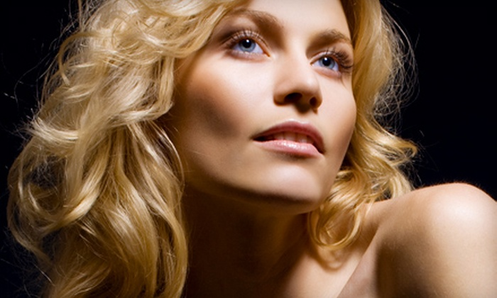 Euphoria The Salon - Simi Valley: $34 for a Salon Package with Cut, Style, and Moroccan Oil Treatment at Euphoria The Salon in Simi Valley ($80 Value)