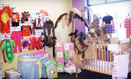 $20 Groupon to Worth Repeating Kids: Previously Loved Children's Clothing & Accessories - Worth Repeating Kids: Previously Loved Children's Clothing & Accessories in Spring Lake