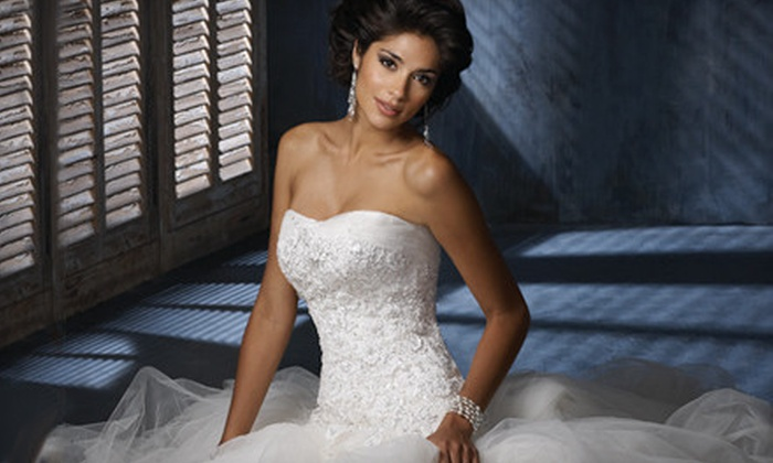 Bridal Debut - Multiple Locations: Wedding Gowns, Gown Preservation, or Bridesmaid and Graduation Dresses at Bridal Debut (Up to 51% Off)