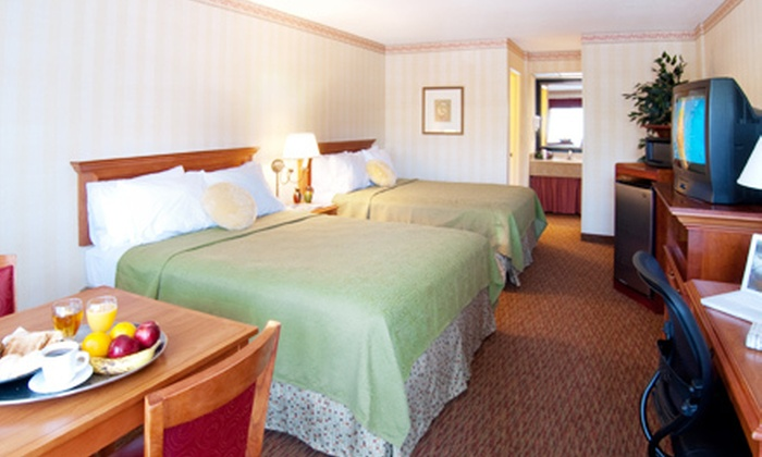 Best Western Plus Raffles Inns & Suites - Anaheim, CA: Two-Night Stay in Deluxe Queen Room or Kids Suite at Best Western Plus Raffles Inns & Suites in Anaheim (Up to 46% Off)