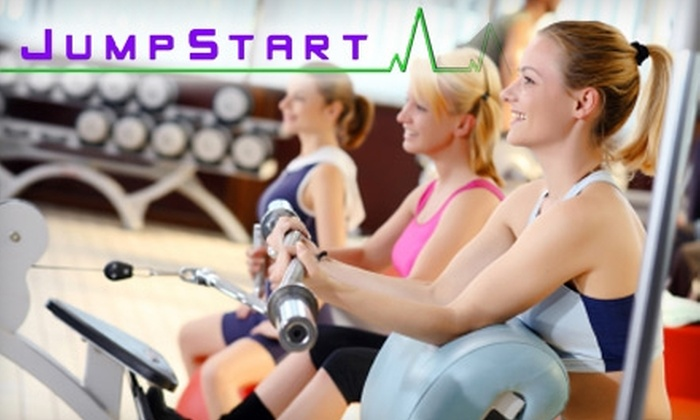 JumpStart Specialized Fitness - Multiple Locations: $35 for a One-Hour Quad Training Session for Two People at JumpStart Specialized Fitness ($70 Value)
