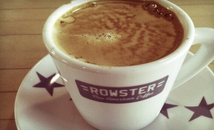 $20 Groupon to Rowster New American Coffee - Rowster New American Coffee in Grand Rapids