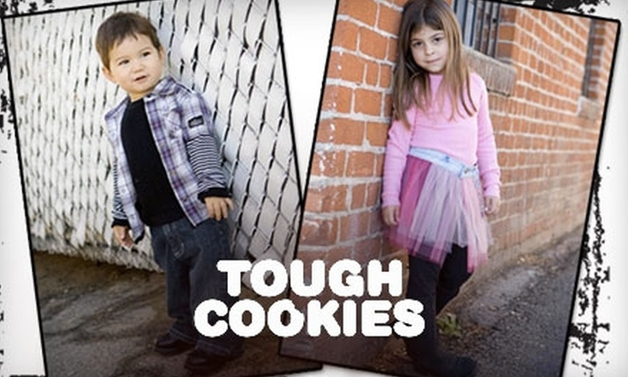 Tough Cookies Children's Boutique - Los Angeles: $20 for $40 Worth of Kids Clothing at Tough Cookies Children's Boutique in Sherman Oaks