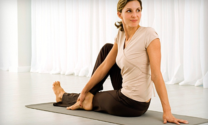 Yoga Truly - Grimsby: 5, 10, or 20 Class Punch Card at Yoga Truly (Up to 56% Off)