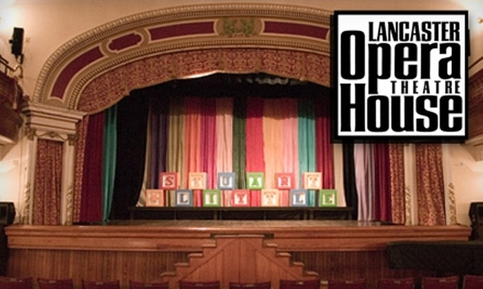 """Lancaster Opera House - Lancaster: $30 for Four Tickets to """"Stuart Little"""" at the Lancaster Opera House (Up to $64 Value)"""