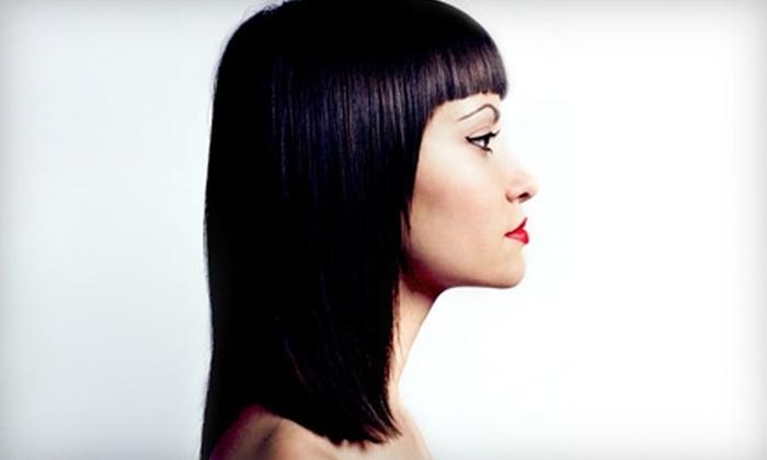 Palazzi Hair Salon - Campbell: $125 for a Simply Smooth Keratin Treatment at Palazzi Hair Salon ($300 Value)