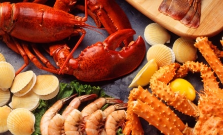 $15 Groupon to Teklenburg's Seafood & Steak Restaurant - Teklenburg's Seafood & Steak Restaurant in Sudbury