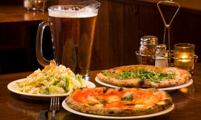 Moe & Johnny's - Meridian-kessler: $12 for $25 Worth of Upscale Pub Fare at Moe & Johnny's