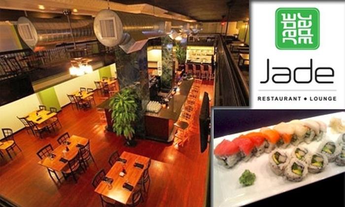 Jade Restaurant & Lounge - St Louis: $10 for $25 Worth of Sushi and Stir-Fry at Jade Restaurant