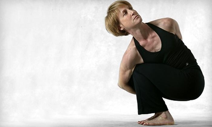 North Shore Yoga - Multiple Locations: $40 for Five Yoga Classes at North Shore Yoga ($90 Value)