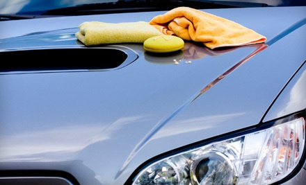 Express-Detailing for a Car (a $49.99 value) - Wired Wash & Wax in Fairfield