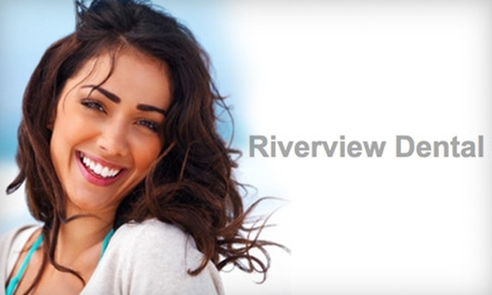 Riverview Dental - Knolls-Thomas: $49 for a Complete Check-Up, Cleaning & X-Rays at Riverview Dental ($230 Value)