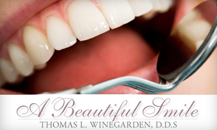 A Beautiful Smile - Hoover: $75 for Dental Exam, X-rays, Cleaning, and Bleaching Trays at A Beautiful Smile ($577 Value)