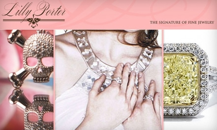 Lilly Porter - Buckhead Village: $40 for $100 Worth of Jewelry and Accessories at Lilly Porter