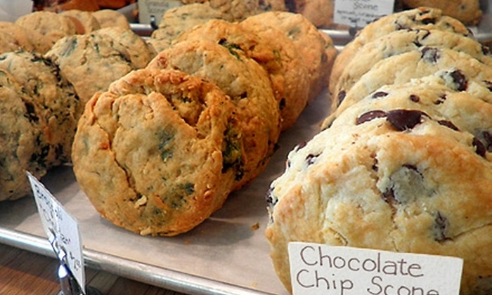 Wildflour Vegan Bakery and Juice Bar - Hope,Wayland Square: $7 for $14 Worth of Baked Goods, Juice, and Coffee at Wildflour Vegan Bakery and Juice Bar in Pawtucket