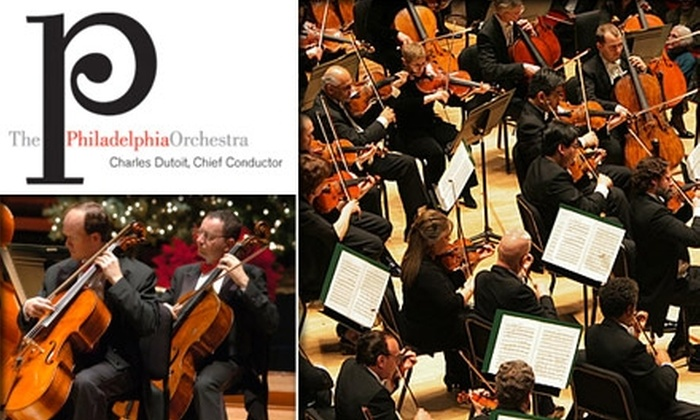 "The Philadelphia Orchestra  - Rittenhouse Square: Tickets to Philadelphia Orchestra's ""Mattila Debuts"" on 1/15/09, ""The Firebird"" on 2/14/10, or ""Philadelphia Premieres"" on 2/18/10. Buy Here for a $34 Second-Tier Seat. See Below for Other Seats."
