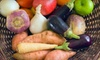 Full Circle Farms - CORP HQ: Organic Produce and Artisan Groceries for Pick-up or Delivery from Full Circle (Up to 54% Off). Three Options Available.