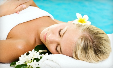 Body-Treatment Spa Package (a $145 total value)  - Splendor Beauty Spa in San Ramon