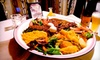 Red Sea Restaurant - Shafter: $29 for an Ethiopian Dinner for Two at Red Sea Restaurant & Bar in Oakland (Up to $60.28 Value)